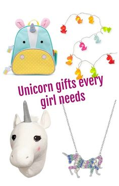 Shop the Look from Mamalaughs on ShopStyleUnicorn collectors you have reached the mother load. So many unicorn gifts . Majestic Unicorn, Real Unicorn, Unicorn Gifts, Rainbow Unicorn, Unicorn Birthday Parties, Unicorn Party, H&m Kids, Diy For Kids, Teen Girl Parties