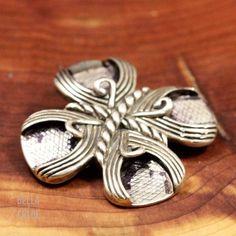 Damaged Sterling Silver Carolyn Pollack Relios 17 6G Pendant Brooch QX3711 | eBay