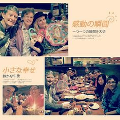 Thk u everyone for the lovely birthday meal last night! Happy Birthday to Fei Sam and I! Love you my precious Mum and Dad!  Thk u for being such amazing parents and giving me so much love over the years!