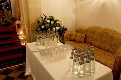 L'eleganza dei nostri eventi inizia già dagli aperitivi e dai buffet!
