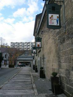OTARU  Back Street