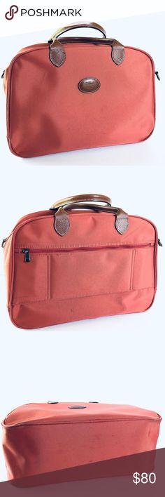 Longchamp Le Pliage carry-on computer bag File Folders, Computer Bags, Longchamp, Fashion Tips, Fashion Design, Fashion Trends, Shoulder Strap, Essentials, Laptop