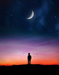 Alone Man God Pictures Loneliness Acham Homescreen Stargazing Photo Art