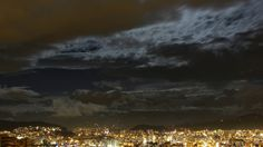 https://flic.kr/p/KSCjJ3 | The city of Quito at night 3