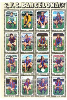 F.C. Barcelona Subcampeón liga Fc Barcelona, Football Team, All Star, Milan, Soccer, Rock Lee, History, Sports, Vintage