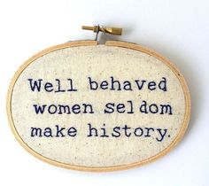 11 Feminist Crafts You'll Actually Want to Make