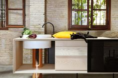 Float kitchen by MUT