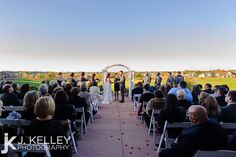 The Club at Old Hawthorne Outdoor wedding venues in Columbia MO