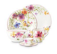 Mariefleur Basic dinnerware by Villeroy & Boch