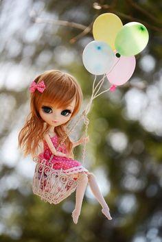 ♥ Beautiful Barbie Dolls, Pretty Dolls, Cute Girl Hd Wallpaper, Cute Baby Dolls, Kawaii Doll, Cute Photography, Anime Dolls, Cute Cartoon Wallpapers, Jolie Photo