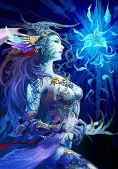 Shiva - Final Fantasy