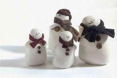 kokokoKIDS: Snowman Crafts
