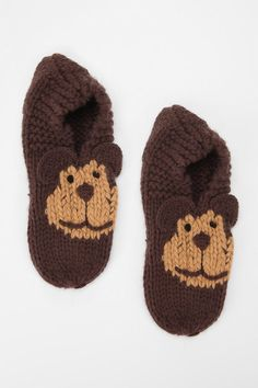 I'd love these on my feet. It's been a cold winter here on the west coast.