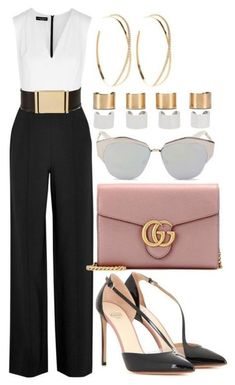 89+ Stylish Work Outfit Ideas for Spring & Summer 2017 #fashionableoutfits,