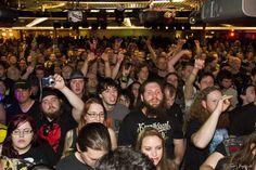 70000 Tons of Metal 2012 ::. Miami, Florida ::. Spectrum Lounge