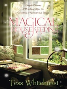 Let your home nourish your soul and uplift your spirits. Swirl magical botanicals into your cleaning supplies, call fairies into your garden, ask a spider for advice. Clear clutter for clarity, perform the oatmeal cookie ritual for abundance, or m...