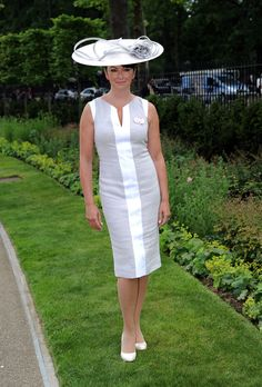 Suzi Perry, see more: http://www.styleite.com/media/royal-ascot-day-one-2012