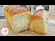 PAN BRIOCHE AL LATTE SOFFICISSIMO 🍞 | Milk Bread con metodo Tang Zhong - YouTube Hokkaido Milk Bread, Snacks, Finger Foods, Breads, Youtube, Pane Pizza, Panini, Drink, Videos