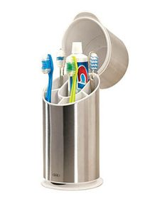 Toothbrush Organizer from Fresh Finds