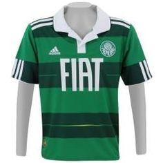 Camisas de Times de Futebol Brasileiro Região Sudeste  Camisa Palmeiras -  Adidas 100% Original 65c25d6342fba