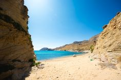 Kalo Ambeli beach Greek Beauty, Hiding Places, Greece Travel, Greek Islands, More Photos, Beaches, In This Moment, Queen