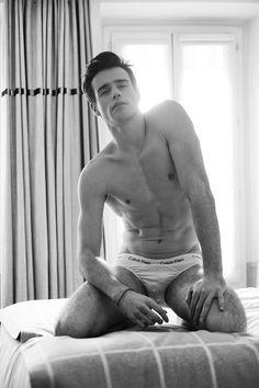 Brazilian model Ricardo Figueiredo