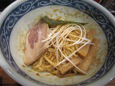 Shodai-Nobu(初代 修);Miso-Noodle not soup but Sesame Oil  Address;2-3-5 Higashi Kunitachi-shi Tokyo-to Japan