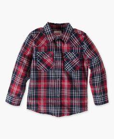Toddler Boys' Barstow Western Shirt | Levi's