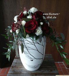 urnenschmuck  Blumen Bach  Urnenschmuck  Trauerschmuck  Urnen  Trauerblumen Blumen fr