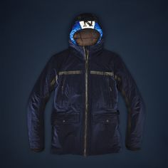 Autumn/Winter '15 #DEEPBLUE collection preview Fancy Houses, Fall 2015, Fashion Men, Deep Blue, Sailor, Hooded Jacket, Chill, Active Wear, Sportswear