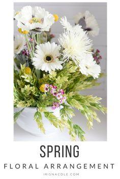 Spring Floral Arrang