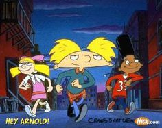 Hey Arnold, Best show ever <3   The series aired on Nickelodeon from October 7, 1996 until June 8, 2004. Hey Arnold! received generally positive reviews from critics, with many praising the show for its character development and the quality of its animation. Over the course of its eight year run, the series aired one hundred episodes.