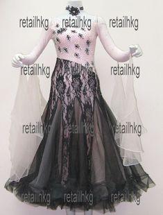 26274ca540 B11 Custom-made Ballrom Modern Smooth Waltz Foxtrot Tango Dance dress   fashion  clothing