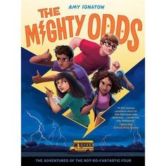 Unlikely Friends, Popular Girl, Fantastic Four, The New Yorker, New Series, Super Powers, Audio Books, Mystery, Sci Fi