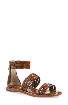 Louise et Cie 'Braylee' Flat Sandal (Women) available at #Nordstrom