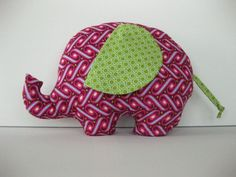Personalised baby gift - Elephant pillow in purple and & Elephant Pillow Plush Sewing Pattern Lucky the Elephant. OMG how ... pillowsntoast.com