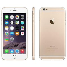 iPhone 6 Plus 128GB Gold Fully unlocked (GSM & CDMA)