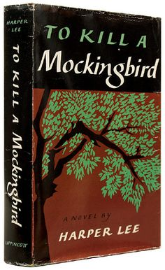 Harper Lee 'To Kill a Mockingbird' 60'    Cover Design by Shirley Smith