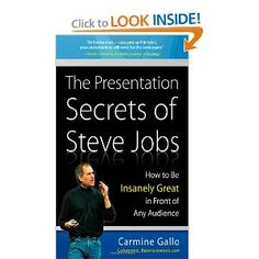 Former Apple CEO Steve Jobs's wildly popular presentations have set a new global gold standard—and now this step-by-step guide shows you exactly how to use his crowd-pleasing techniques in your own presentations.    The Presentation Secrets of Steve Jobs is as close as you'll ever get to having the master presenter himself speak directly in your ear.