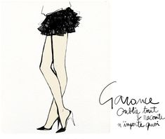 Garance Forgets Everything and Talks About Nothing   Garance Doré