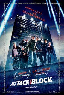 Fun, British sci-movie.  Check it out.