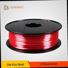 42.10$  Buy here - http://aliims.worldwells.pw/go.php?t=32737499875 - Silk Texture Red 3D Printer Material Silk Filament 1.75mm/3.0mm 1kg Polymer Composites Material