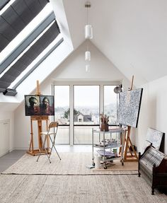 Attic - cool photo