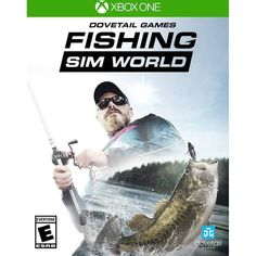 Fishing Sim World, Maximum Games, PlayStation 814290014360 Covent Garden, Instant Gaming, Realistic Games, Carp Fishing, Pike Fishing, Fishing Tackle, Gorgeous Body, Xbox One Games, Unreal Engine
