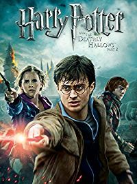 Harry Potter and the Deathly Hallows - Part 2 - 4.5 out of 5 stars