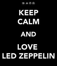 Love led zeppelin
