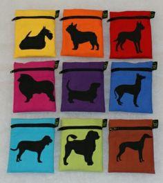 koirakukkaroita - dog pouches