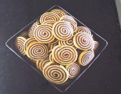 Spirales vanille chocolat {recette pour le goûter} - Turbigo-Gourmandises.fr