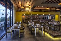 Salt Restaurant Bar & Grill by Choreography of Spaces Bangalore  India