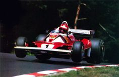 1976 Ferrari 312T2 (Niki Lauda)